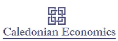 CALEDONIAN ECONOMICS LTD.