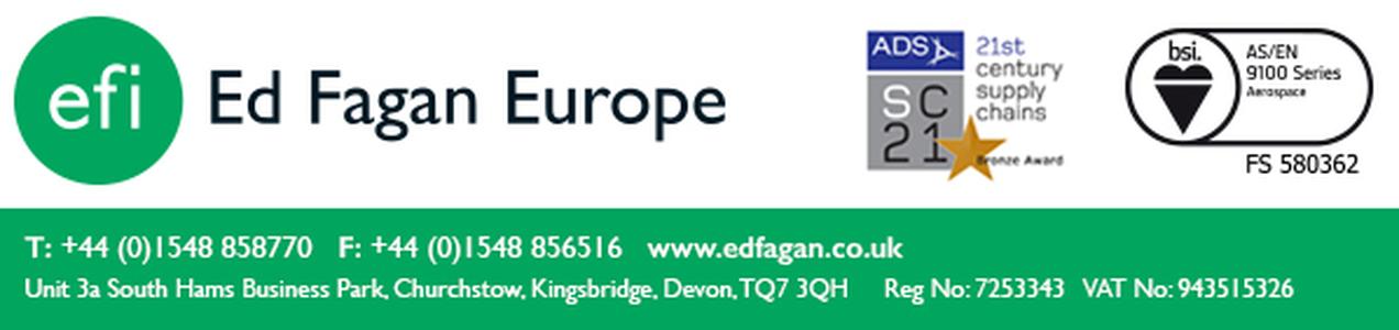 Ed Fagan Europe Limited